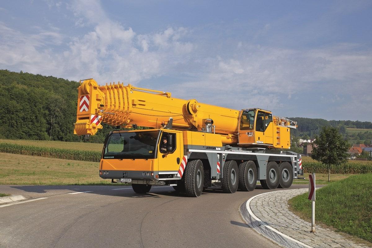Аренда автокрана 200 тонн в Москве и МО.