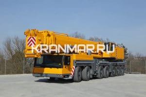 Аренда автокрана Liebherr LTM 1400 (400 т)